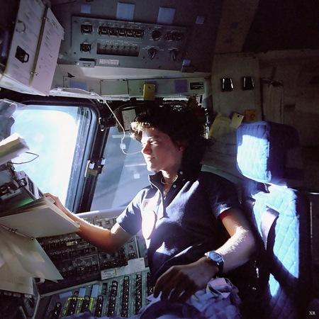 Ha muerto Sally Ride la primera mujer astronauta norteamericana
