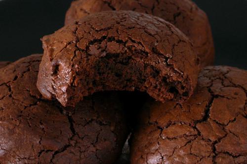 Galletas de centeno y chocolate: receta fácil para chocolateros