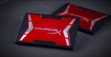 La línea HyperX Savage recibe SSDs de gran capacidad y salvaje rendimiento