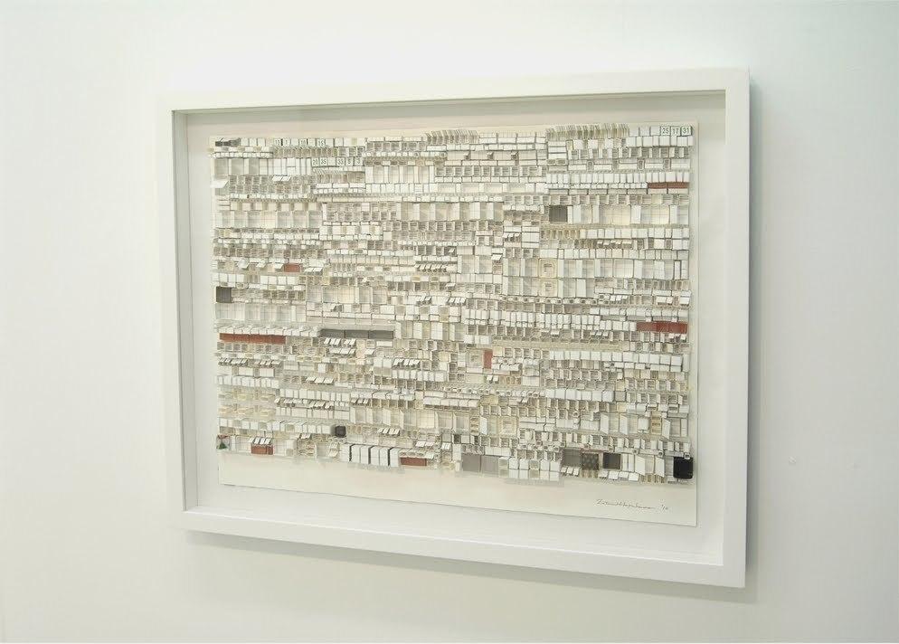 Foto de Ciudades de papel por Katsumi Hayakawa (7/14)
