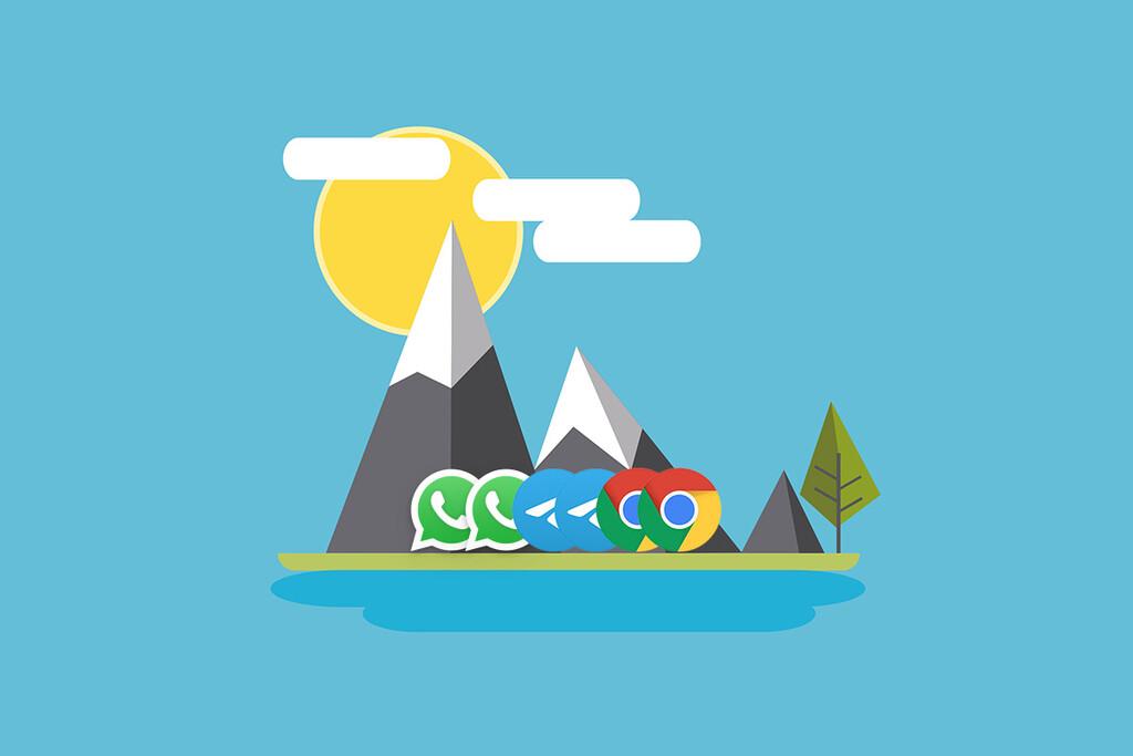 Island, alguna apps del creador de Greenify para clonar aplicaciones, ejecutarlas aisladas  y congelarlas para que no usen recursos