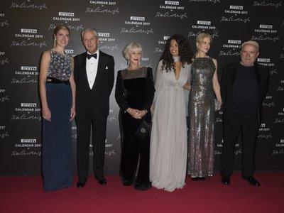 Así fue la fiesta y la alfombra roja en París del Calendario Pirelli 2017 (Trendencias estuvo allí para contároslo)