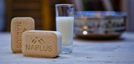Nablus soap milk
