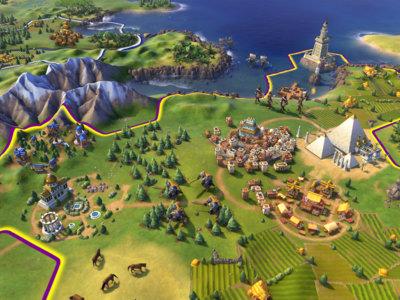 Civilization VI presenta a los Constructores en un nuevo vídeo
