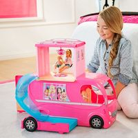 La caravana de Barbie está en Amazon por 66,49 euros y envío gratis para echar un cable a los Reyes Magos