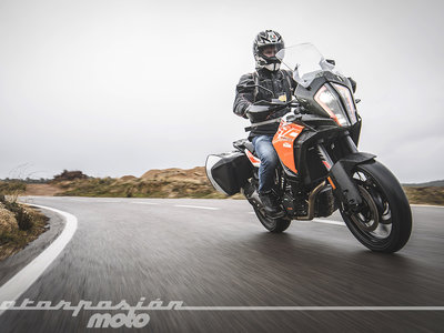 Descubrimos toda la aventura con la tecnología más avanzada, así es la KTM 1290 Super Adventure S