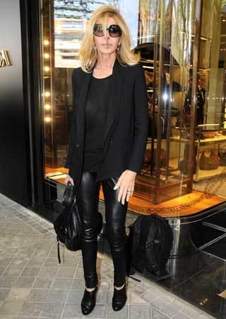 El look de las famosas en la apertura de Prada en Madrid
