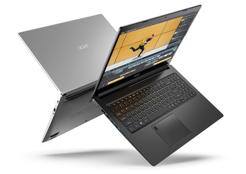 Acer Nitro 5, Aspire 5 y 7: estos portátiles llegan con lo último de AMD y NVIDIA; las CPU Ryzen 5000 y las GPU GeForce RTX 30