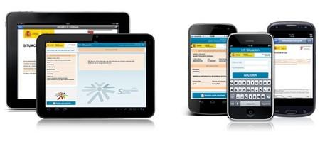La Seguridad Social lanza aplicaciones para realizar trámites desde iOS y Android