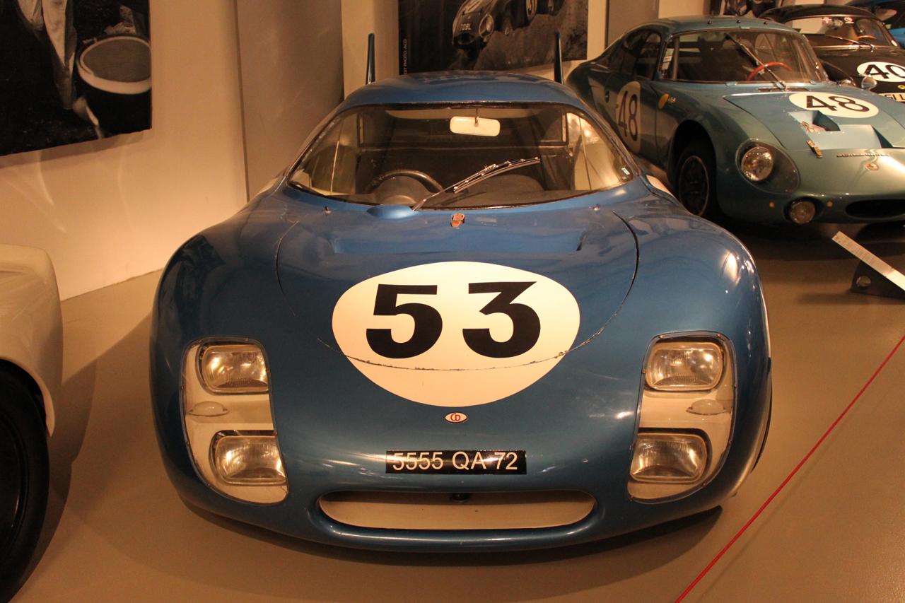 Foto de Museo 24 horas de Le Mans (153/246)