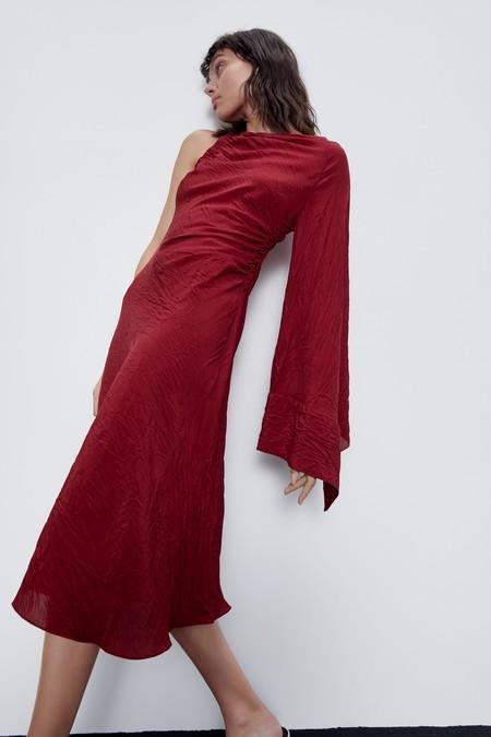 Vestido Invitada Zara Midi 04