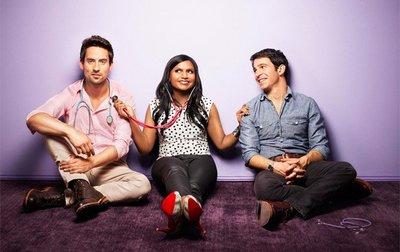 FOX ignora las malas audiencias y otorga temporada completa a 'The Mindy Project' y 'Ben & Kate'