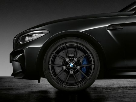 P90295646 Lowres The New Bmw M2 Coup