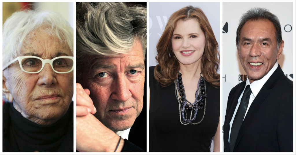 David Lynch already has an Oscar: the director of 'Twin Peaks' will receive the honorary award from the Academy along with Lina Wertmüller, Geena Davis and Wes Studi
