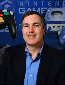 George Harrison dejará Nintendo a finales de año