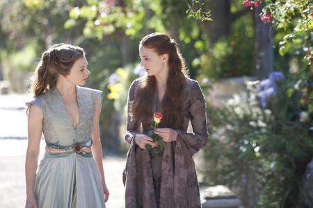 Margaery Tyrell Y Sansa Stark Resumen De Las Temporadas Anteriores De Juego De Tronos