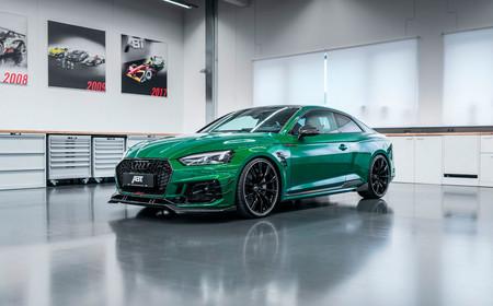 Audi RS5-R, una bestia de 530 CV por cortesía de ABT que estará en Ginebra
