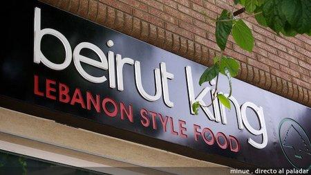 Restaurante Beirut King, a la rica cocina libanesa en Valencia