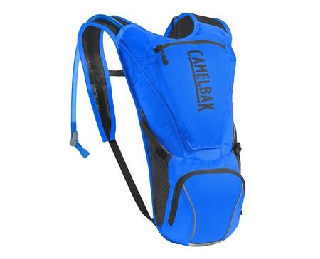 La mochila de hidratación CamelBak de dos litros de capacidad en azul está rebajada  a 25,33 euros en Amazon