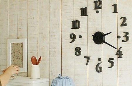 reloj pared ambiente