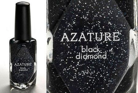 Azature lanza 'Black Diamonds', el esmalte de uñas más caro del mundo