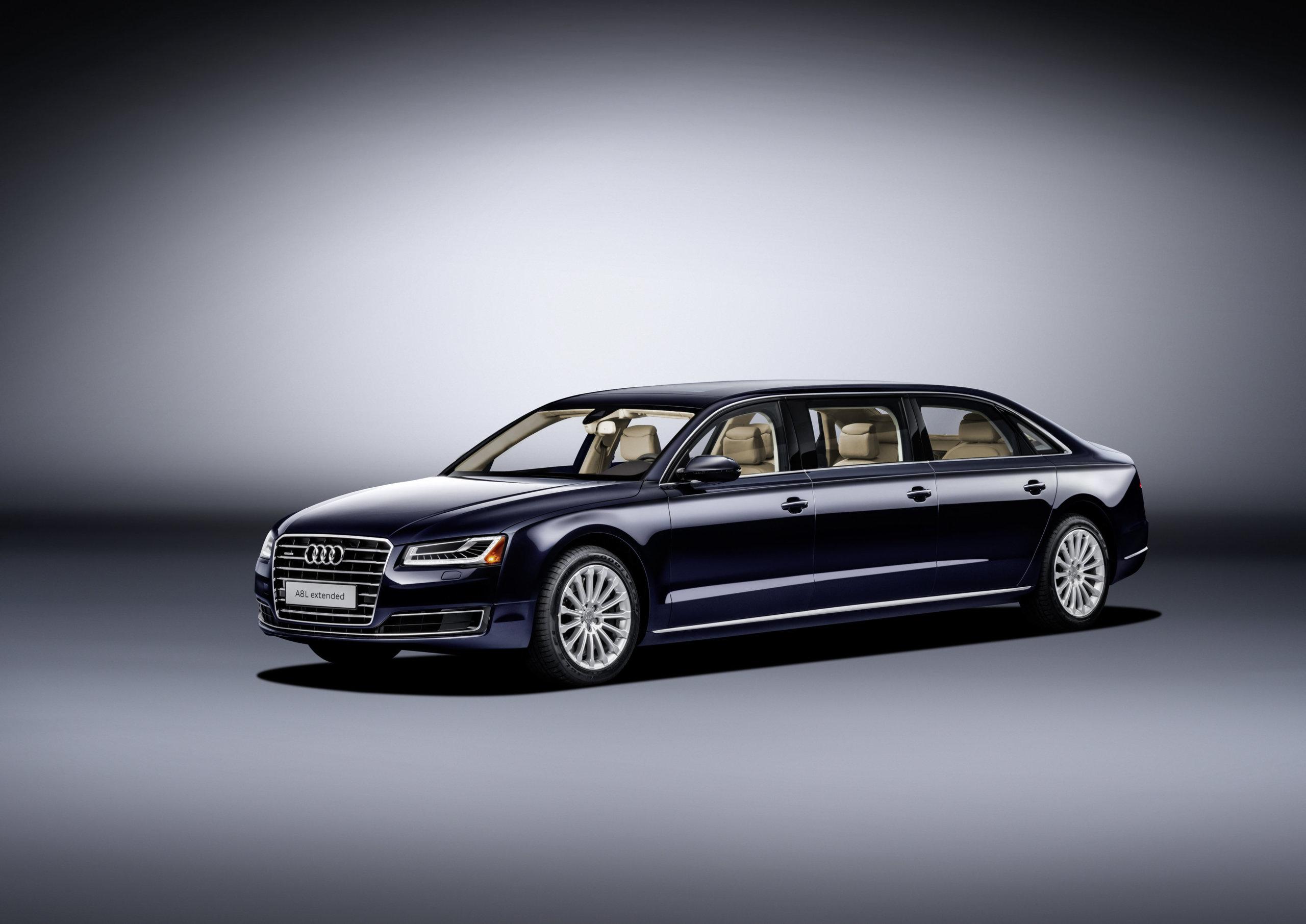 Foto de Audi A8 L extended (3/12)