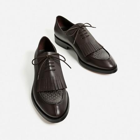 Zapatos Botas Con Flecos Trendencias Hombre Fall Winter 2016