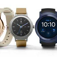 Google y LG estrenan en conjunto Android Wear 2.0 con nuevos smartwatches: LG Watch Sport y Style