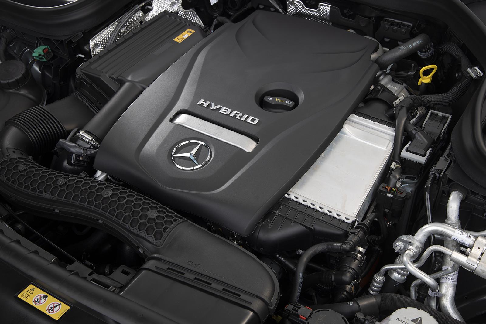 Foto de Mercedes-Benz GLE 350e y GLC 300e (10/26)