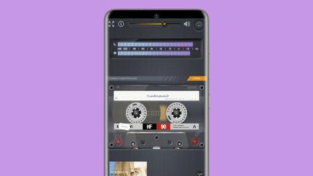 Este reproductor de música para Android recupera la nostalgia de las cintas de cassete