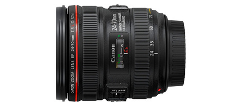 Canon estrena ópticas: EF 24-70 mm f4L IS USM y EF 35 mm f2 IS USM