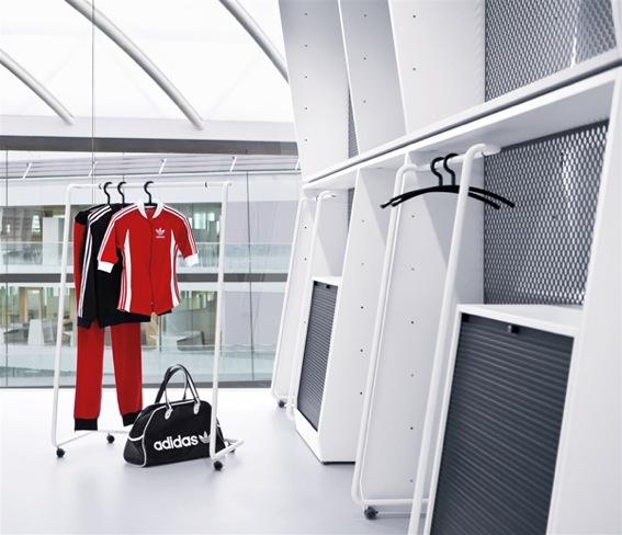 Foto de Espacios para trabajar: las oficinas de Adidas (8/10)
