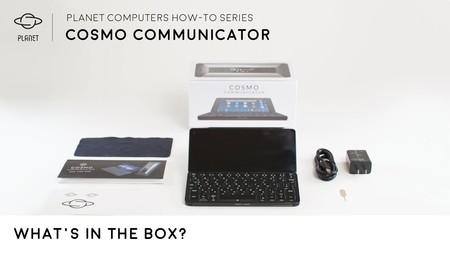 Cosmo Communicator 1
