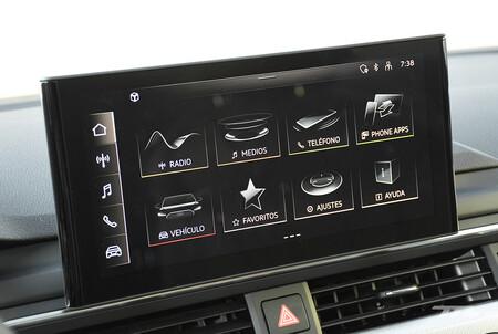 Audi A4 2021 Opiniones Prueba Mexico 26