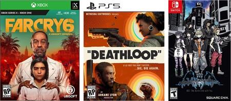Reserva juegos en Amazon México para PS5 o Xbox