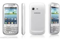 Samsung Galaxy Chat con teclado QWERTY