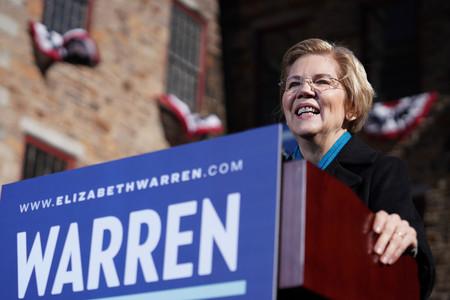 Los candidatos demócratas a la Casa Blanca están haciendo campaña en español... Traducido por Google