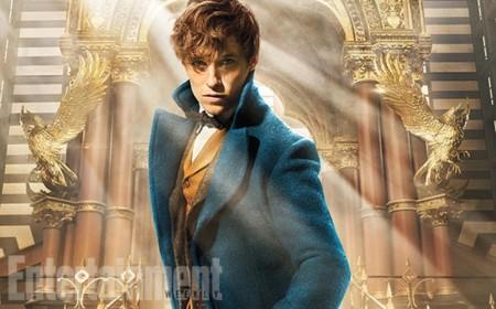 'Animales fantásticos y dónde encontrarlos', imágenes de la precuela de Harry Potter