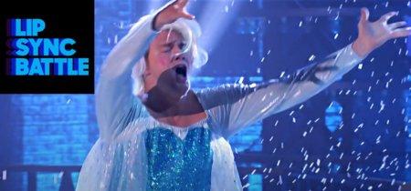 Marchando una de risa: Channing Tatum es una Elsa perfecta y Marc Jacobs sucumbe a 'Zoolander'