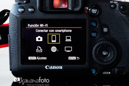 Canon 6D Wi-Fi