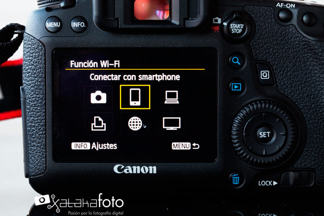 Canon 6D Wi-Fi