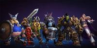 The Lost Vikings resucitan para luchar por la victoria en Heroes of the Storm