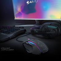 Roccat anuncia los Khan Aimo, otros llamativos auriculares gaming con soporte para sonido Hi-Res