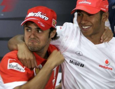 ¿La presión en Brasil será para Hamilton o para Massa?