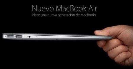 Nuevos MacBook Air, compañeros ideal para los trabajadores con alta movilidad