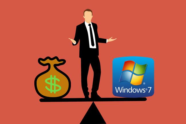 Microsoft Windows 7 600 Millones Dolares Demanda