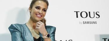 Paula Echevarría presenta el nuevo smartwatch Tous by Samsung Galaxy y lo deseamos muy fuerte