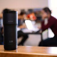 Este termo se controla con tu smartphone y mantendrá caliente tu café durante más tiempo