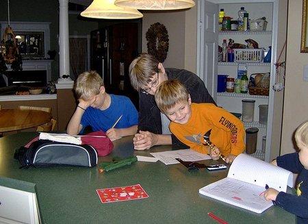 Las diez prácticas de crianza más controvertidas: la educación en el hogar