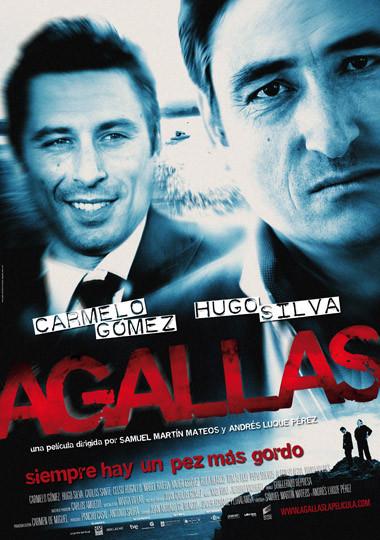 'Agallas', con Hugo Silva, cartel y tráiler